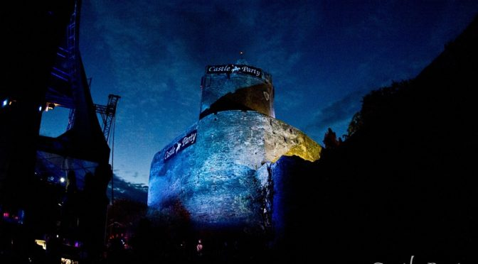 Schloss Tegal plays Castle Party in Poland 2017