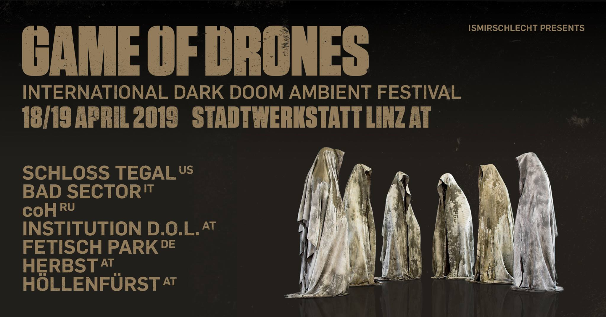 Game of Drones Flyer - GAME OF DRONES FESTIVAL