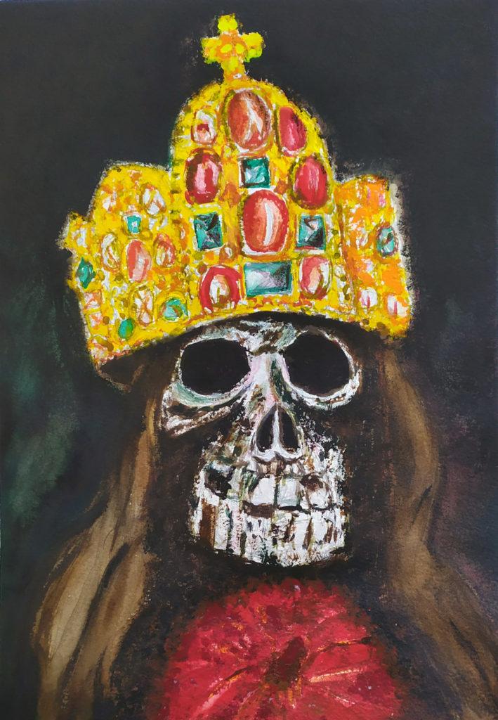 Die Totes King By Richard Schneider
